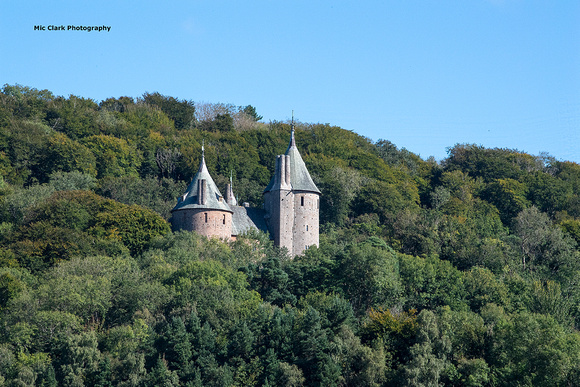 Castell Coch ( Red Castle )